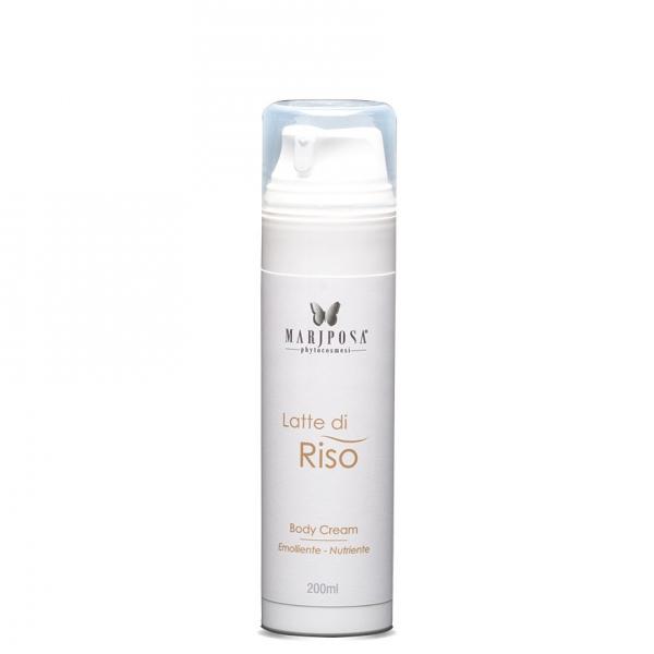 Body cream Latte di Riso